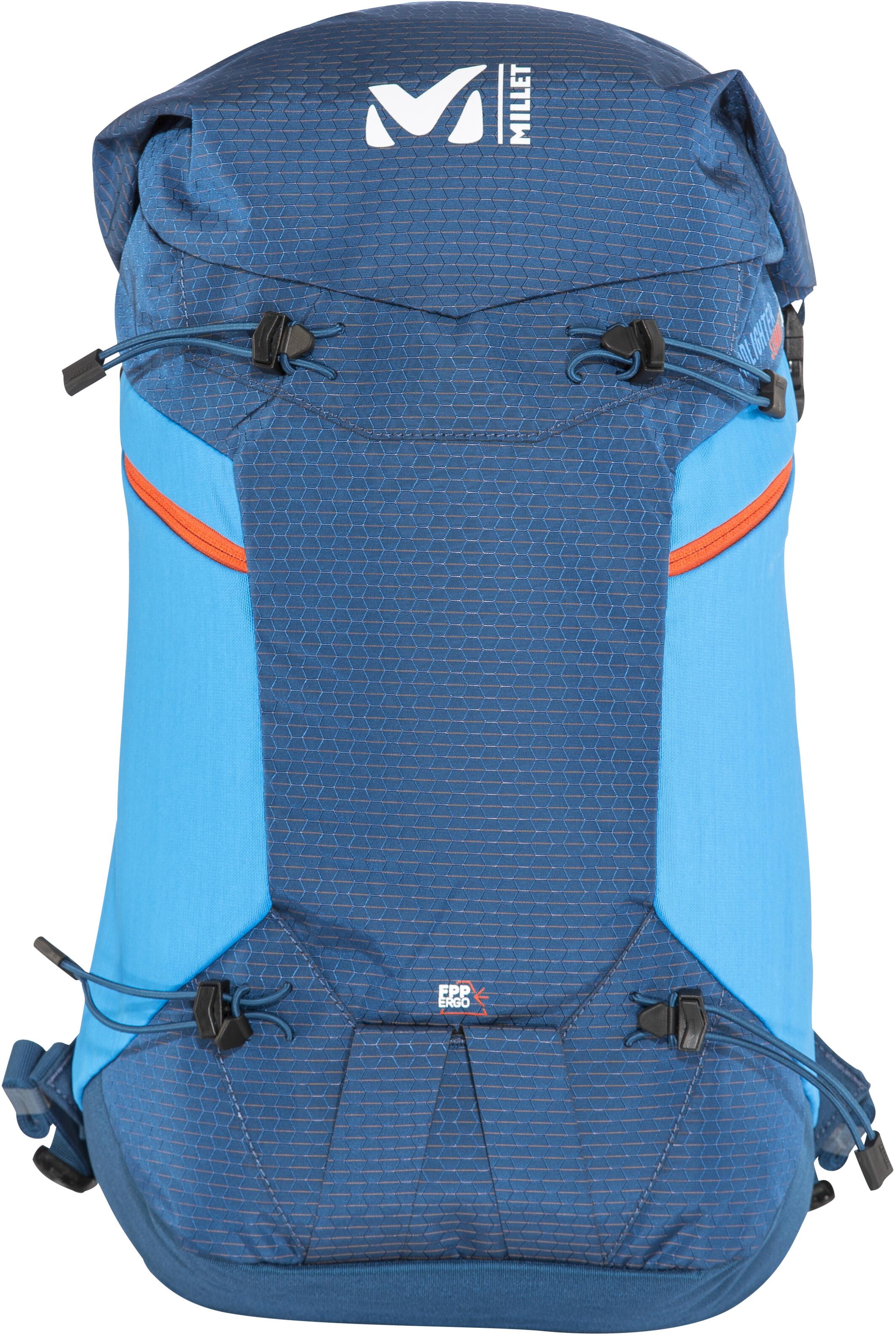 80e907a2b8c95 Millet Prolighter Summit 18 Plecak niebieski